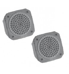 "Bafle altavoz 4"" (100mm) con reja pl stico jue"