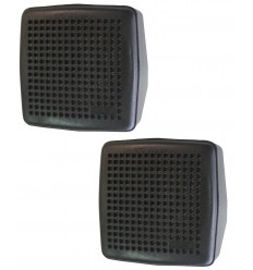 "Bafle altavoz 5"" (130mm) con reja pl stico jue"