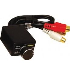 Remote Amplificador Level Control para Subwoofer