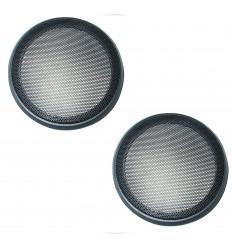 Reja plástico metal 5 130mm redonda juego