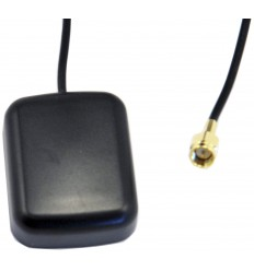 TM Antena GPS 26dB Magnética SMA Hembra - S.W.R. 2