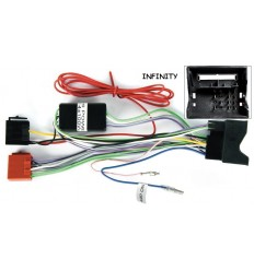 AUDI 07 conector Fakra Infinity System altavoces