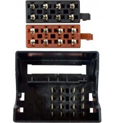 BMW 01 Pin Plano Serie 3 01 - 5 00 - Z4 03 - Z8 00 - X3 04 - X5 06 MINI 02 conector ISO