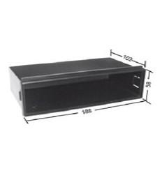 Cajetin porta-objetos ISO 58 x 188 x 102mm con separador