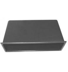 Cajetin porta-objetos ISO 59 x 189 x 70mm