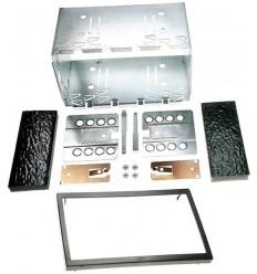 Kit Faja metálica Doble ISO 113 x 182mm Alto x Anc