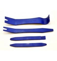 BOJO SET herramientas destapizado DE 4 ESPATULA