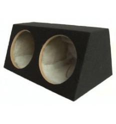 Caja Sub-Woofer 10'' DOBLE