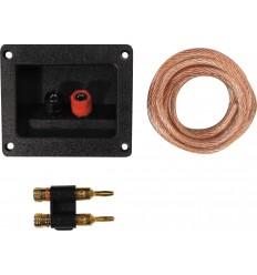 Kit base conector rápido profesional