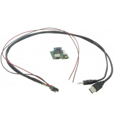 Cable extensión puerto USB-AUX HYUNDAI iX35 09-13