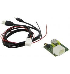 Cable extensión puerto USB-AUX HYUNDAI Veloster 11