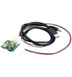 Cable extensión puerto USB-AUX KIA Sportage 10- - Picanto 10