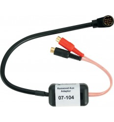 KENWOOD - RCA cable auxiliar audio