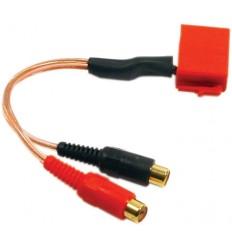BLAUPUNKT - RCA cable auxiliar