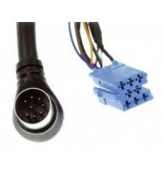 Manguera CD GRUNDING 8 PIN DIN - Azul ISO